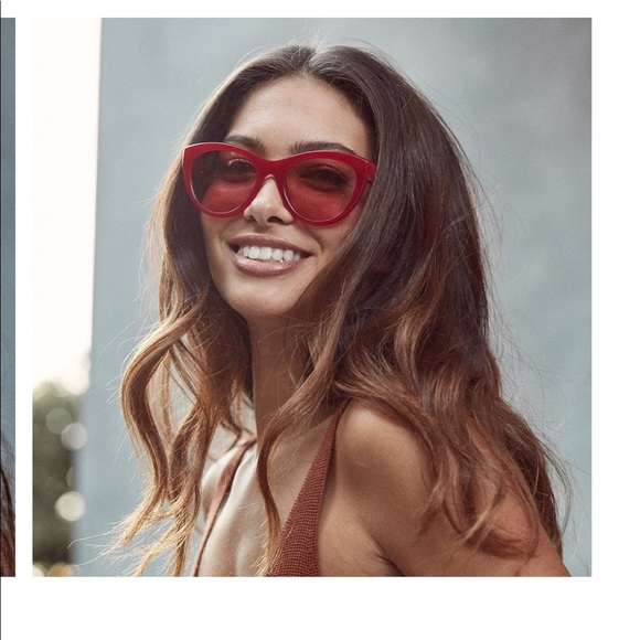 Accessories - Red MVMT sunglasses
